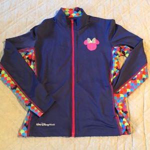 Walt Disney World Girls Athletic Jacket